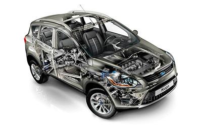 mecanica y electricidad de vehiculos