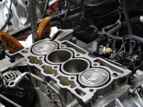 reparación de motores de coches en Madrid