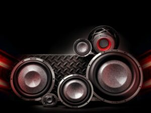 sistemas de sonido para el coche